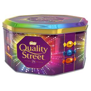 Giant 2kg Quality Street tin for £8.39 @ Costco (warehouses only)