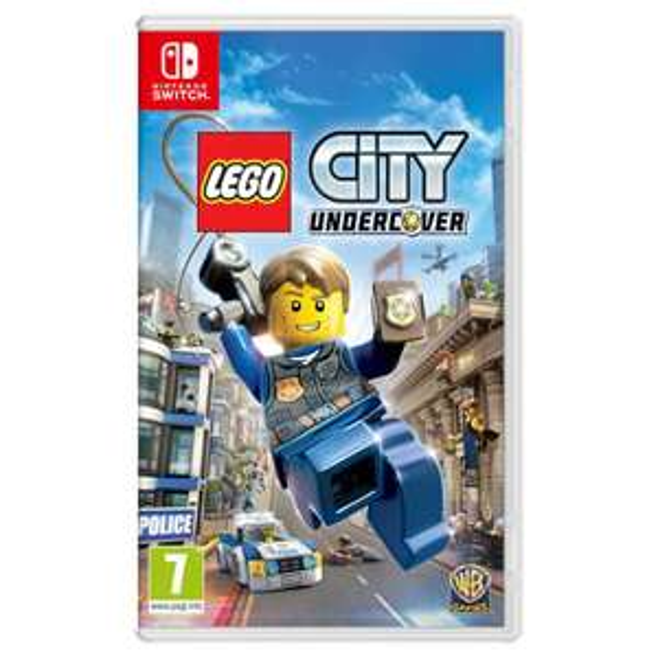 LEGO City Undercover - Nintendo Switch - £16.85 at Base.com