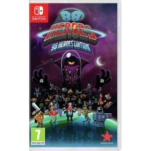 88 Heroes : 98 Heroes Edition Nintendo Switch £10.95 at The Game Collection