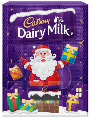 Cadbury Dairy Milk Chocolate Advent Calendar - 54p / Maltesers Advent Calendar - 62p / Lindt Teddy Advent Calendar - £2.50 @ Waitrose