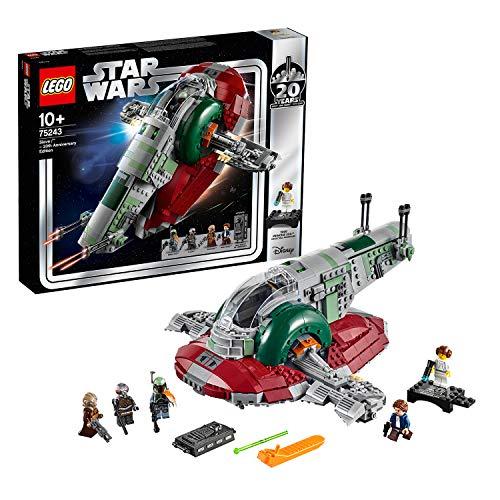 LEGO 75243 Star Wars Slave I - 20th Anniversary Edition Set £73.81 (£71.48 With fee free card) @ Amazon France