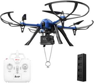 DROCON Bugs 3 RC Quadcopter Brushless Drone £24.99 Sold by TENKER TECH EU and Fulfilled by Amazon