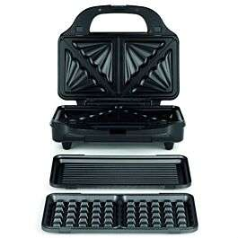Salter 3-in-1 Deep Fill Sandwich and Waffle Maker £16.99 with code @ Robert Dyas - (Free Click and Collect)