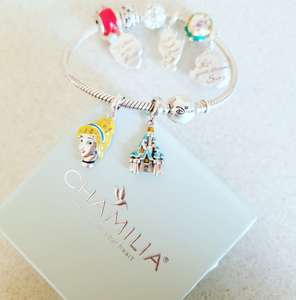 Chamilia Sterling Silver Cinderella's Castle Bead £25 at Ernest Jones (Buy one get one half price on all Chamilia)