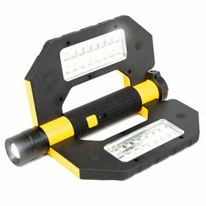 Wolf LED Torch Light Floodlight Ultra Bright Bat SMD £22.39 at ukhomeshopping eBay