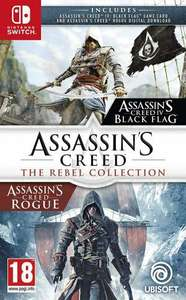 Assassins Creed The Rebel Collection SWITCH £27.88 @ shopto ebay