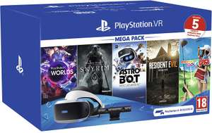 PlayStation VR Mega Pack (PS4) £269 Dispatched from and sold by Accessory-Shop