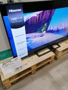 "Hisense 65"" 4K UHD TV H65B7300UK £479.98 @ Costco Trafford Park"