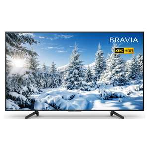 "SONY BRAVIA KD-65XG7003BU 65"" Smart 4K Ultra HD HDR LED TV £779 at Hughes"