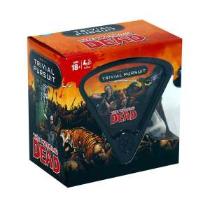 The Walking Dead Bitesize Trivial Pursuit £2.12 with code @ Robert Dyas - (Free Click and Collect)