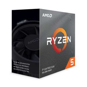 AMD Ryzen 5 3600 3.6GHz 6x Core Processor with Wraith Stealth Cooler £175 at Amazon