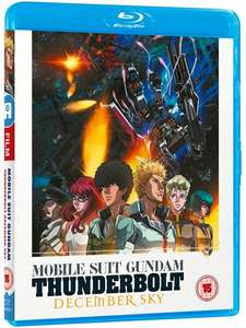 Gundam Day - 12 Days Of Christmas Sale Blu-ray from £9.99 @ All The Anime