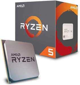 AMD Ryzen 5 2600X Processor with Wraith Spire Cooler £116.98 at Amazon