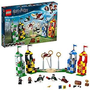 LEGO 75956 Harry Potter Quidditch Match £22.99 delivered @ Amazon