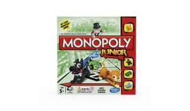 Monopoly Junior Board Game from Hasbro Gaming £10.40 at Argos