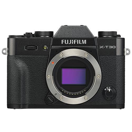 Fujifilm X-T30 Mirrorless Camera Body in Black - £839 / £689 inc £150 cashback @ Jessops