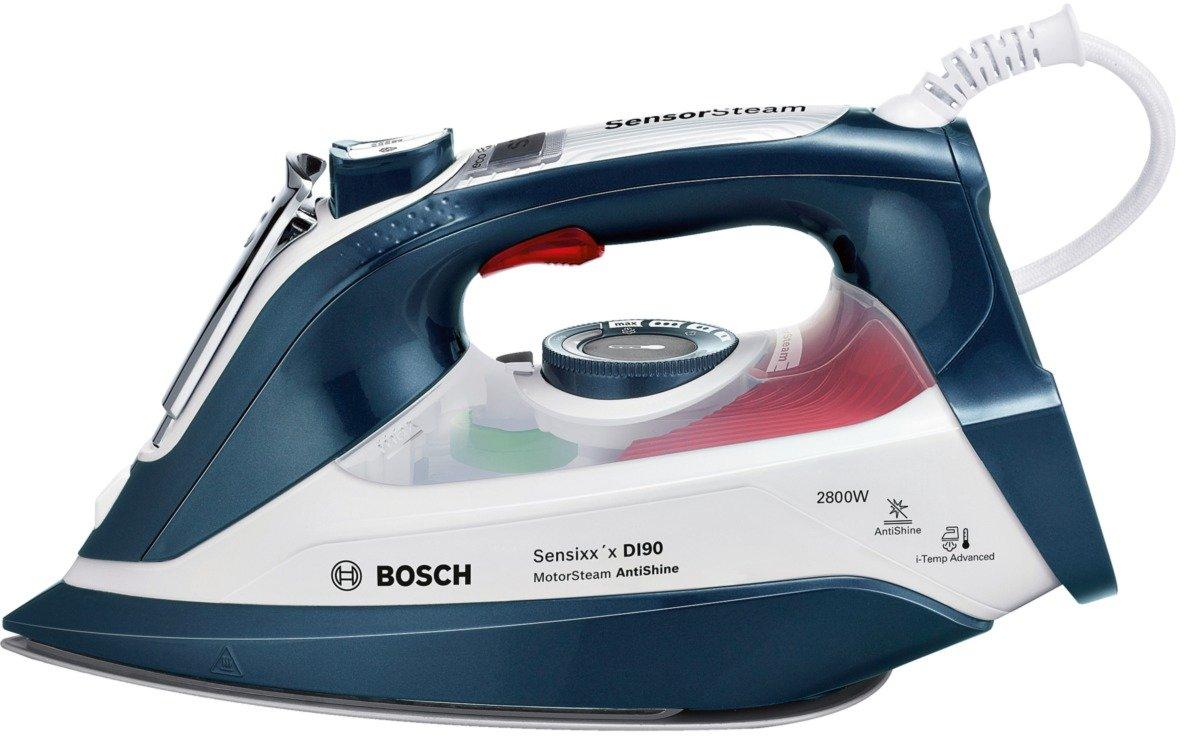 Bosch TDI9010GB Anti-Shine Steam Iron, 2800 W - 0.4 L, Magic Night Blue for £39.99 delivered @ Amazon