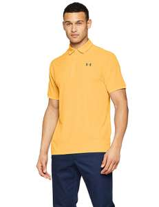 Under Armour Men's Playoff Vented Polo Mango Orange/Pitch Grey Size M £8.97 + £4.49 NP AMAZON