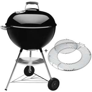 Weber® Bar-B-Kettle GBS 57cm Charcoal BBQ - £99.00 delivered @ Dawsons Department Store / BBQ World