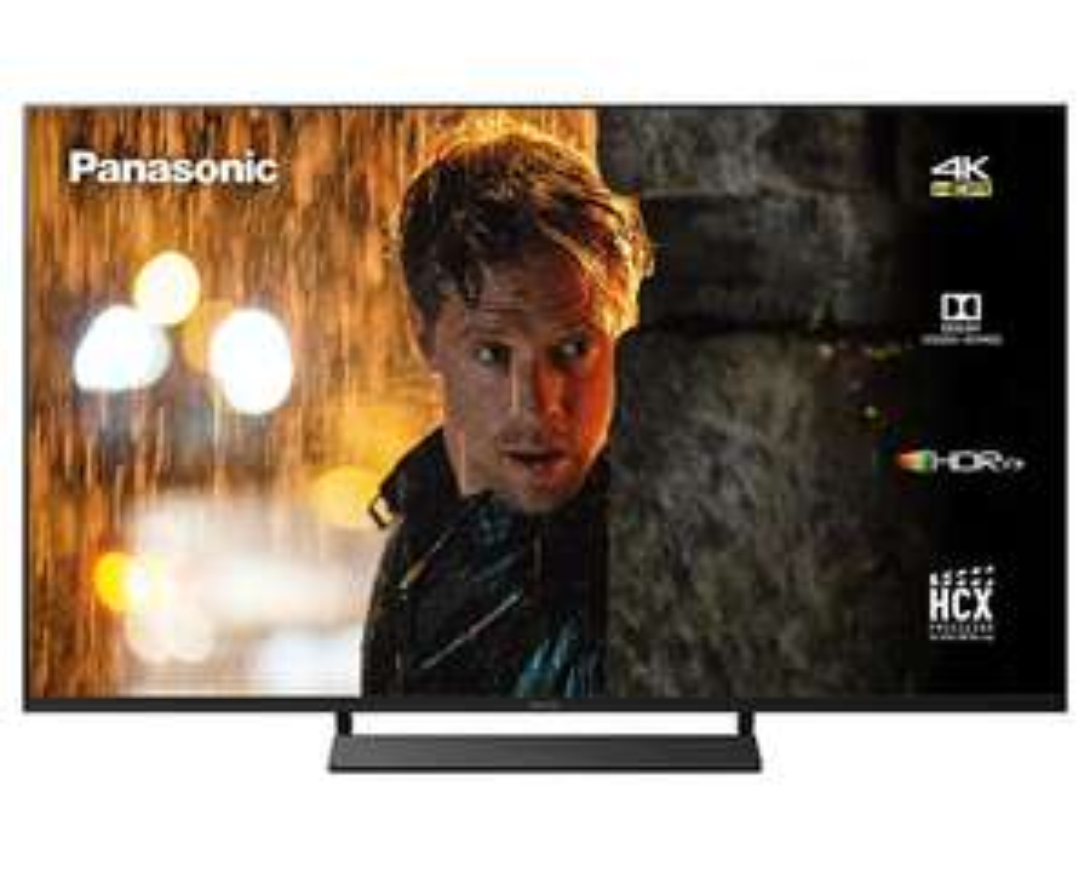 "Panasonic TX50GX800B 50"" Ultra HD 4K LED Television £524 using code @ cramptonandmoore / ebay"