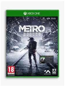 [Xbox One] Metro Exodus + Metro 2033 Redux, Patch & Poster - £13.85 delivered @ Simply Games
