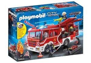 Playmobil 9464 City Action Fire Engine with Working Water Cannon £33.49 @ Amazon