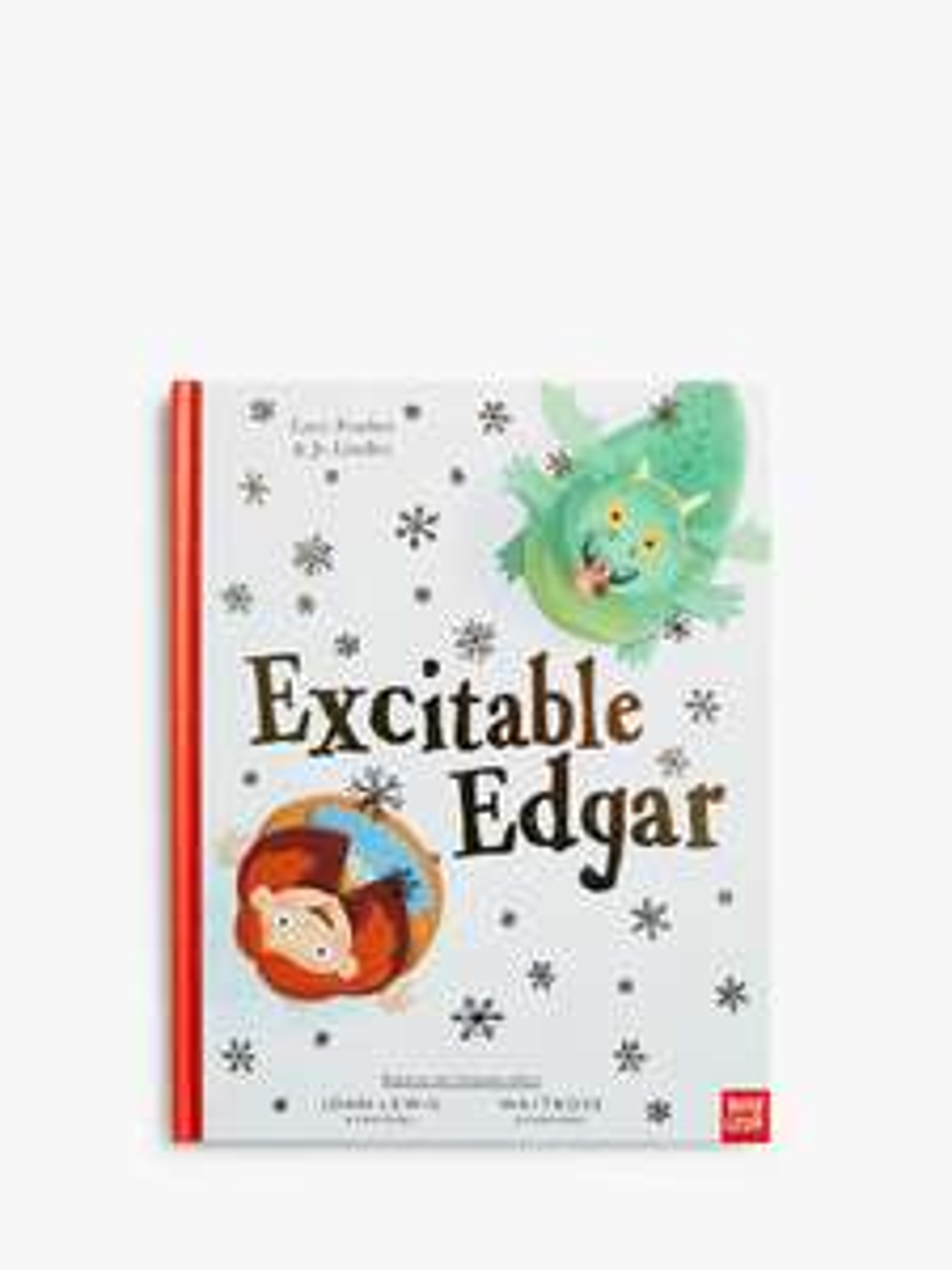 John Lewis - Excitable Edgar Christmas Book Back in Stock - £9.99 C&C @ John Lewis & Partners