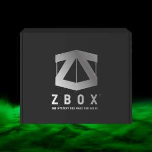 Black Friday Mystery ZBOX - Deluxe Edition (18 items) £39.99 @ Zavvi