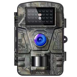 Victure Wildlife Camera 16MP 1080P Trail Game Camera £31.88 Sold by MING-EU and Fulfilled by Amazon.