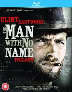 The Man With No Name Trilogy Blu Ray £7.43 @ Amazon Prime / £10.41 Non Prime