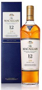 The Macallan 12 Year Old Double Cask Single Malt Whisky, 70 cl £42.50 @ Amazon