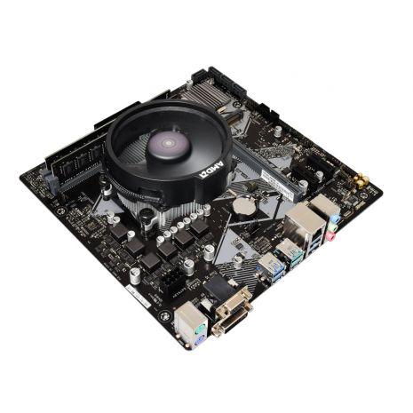 AMD Ryzen 3600 + B450 m-atx Motherboard bundle (Asus Prime B450m-K) at AWD-IT for £219.95