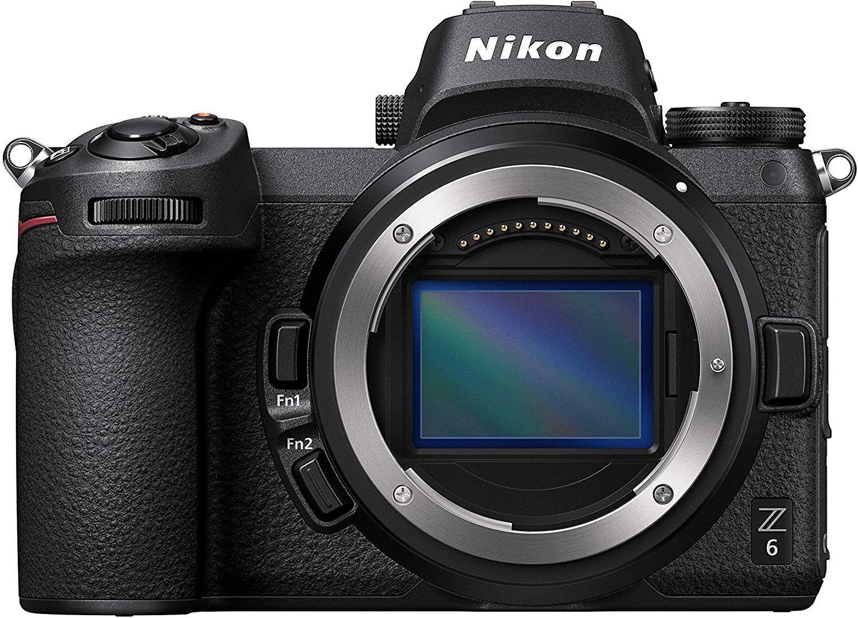 Nikon Z6 full frame mirrorless camera, body only at Amazon £1299