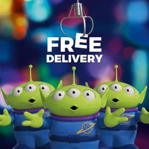 Free delivery using code @ Disney Shop (Shop Disney) - Works on offers Expires 23:59 on 8th December