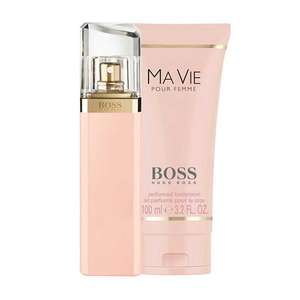 Boss Ma Vie gift set 50ml at Fragrance Direct for £26.99