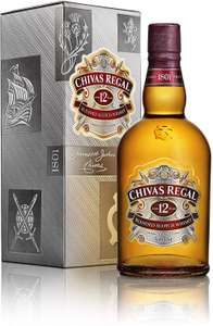 Chivas Regal 12 Year Old Blended Scotch Whisky, 70cl £20.00 @ Amazon