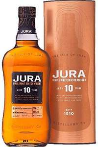 Jura 10 Year Old Single Malt Whisky, 70 cl £22.99 @ Amazon