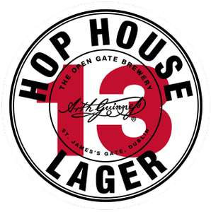 Free Pint of Hop House 13 lager at participating venues