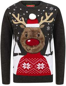 up to 50% Off Christmas Jumpers @ Tokyo Laundry