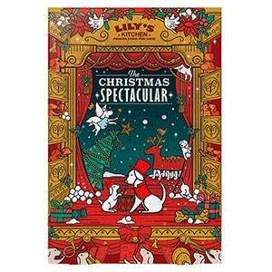 Lily's Kitchen Christmas Spectacular Dog Advent Calendar 122g £5 at Pets at Home