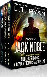 The Jack Noble Series: Books 1-3 (The Jack Noble Series Box Set) Kindle Edition Free at Amazon