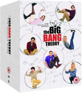 Today Only - Order The Big Bang Theory Seasons 1-12 on DVD & get Young Sheldon Seasons 1 & 2 for free £64.99 @ Warner Bros Shop
