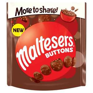 """Maltesers Buttons More To """"Share""""* 159g bag £1 @ B&M"""