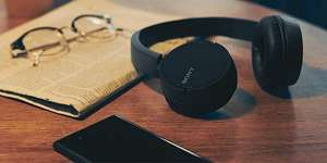 Sony WH-CH500 Wireless Bluetooth NFC On-Ear Headphones used £18.81 @ amazon warehouse
