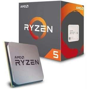 AMD Ryzen 5 2600X Processor with Wraith Spire Cooler £116.98 at Laptops Direct