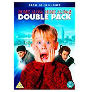 Home Alone 1 + 2 [DVD 2-movie collection] - £3 @ ASDA instore (free click & collect on orders of £25 & over)