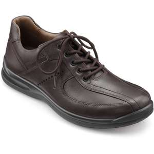 Hotter Mens Lance Shoes, Dual Fitting (Flash sale) £49 @ Hotter Shoes