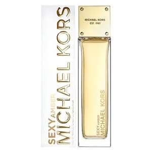 Michael Kors Sexy Amber EDP 185ml £44.99 delivered @ The Perfume Shop