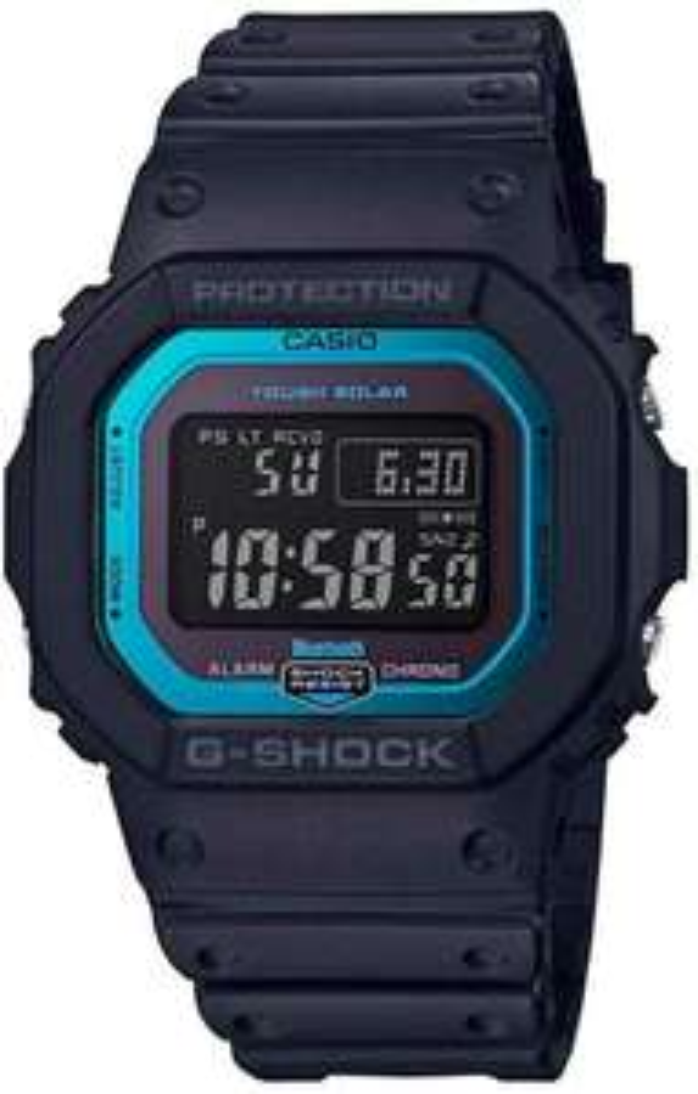 G-Shock Radio Controlled Tough Solar Bluetooth Blue Dial Black Strap Watch £67.56 @ Amazon