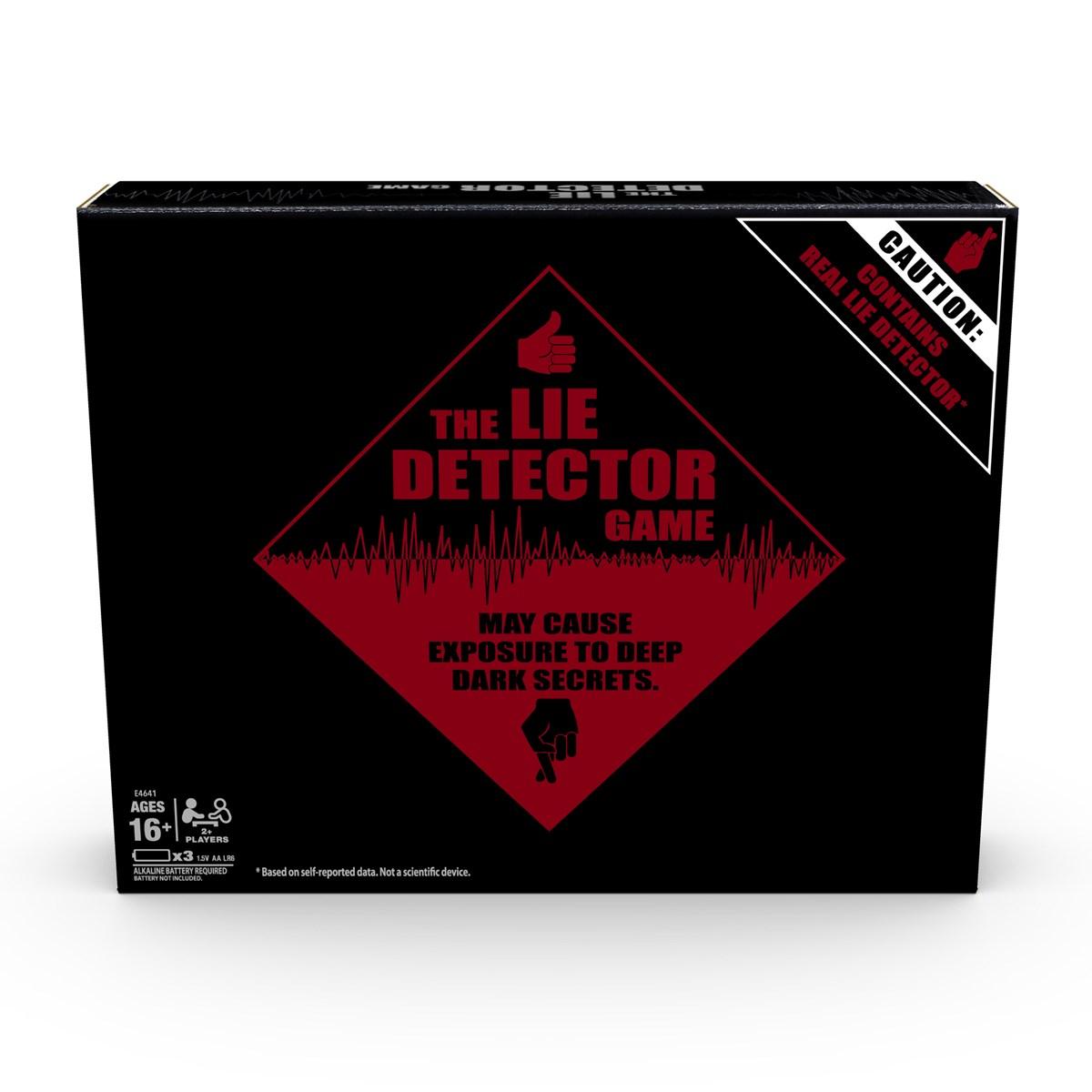 Lie Detector Game Half Price £19.99 @ Zoom.co.uk